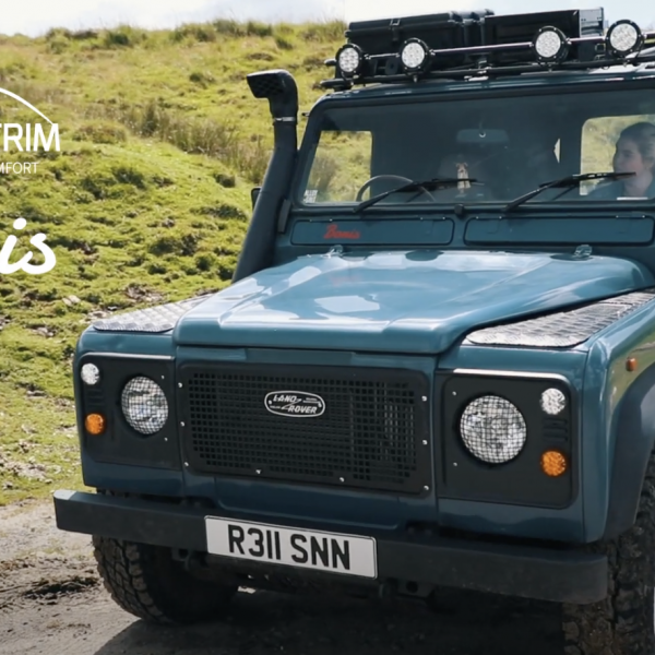EXMOOR TRIM LAND ROVER LOCKDOWN DIARIES WEEK 4