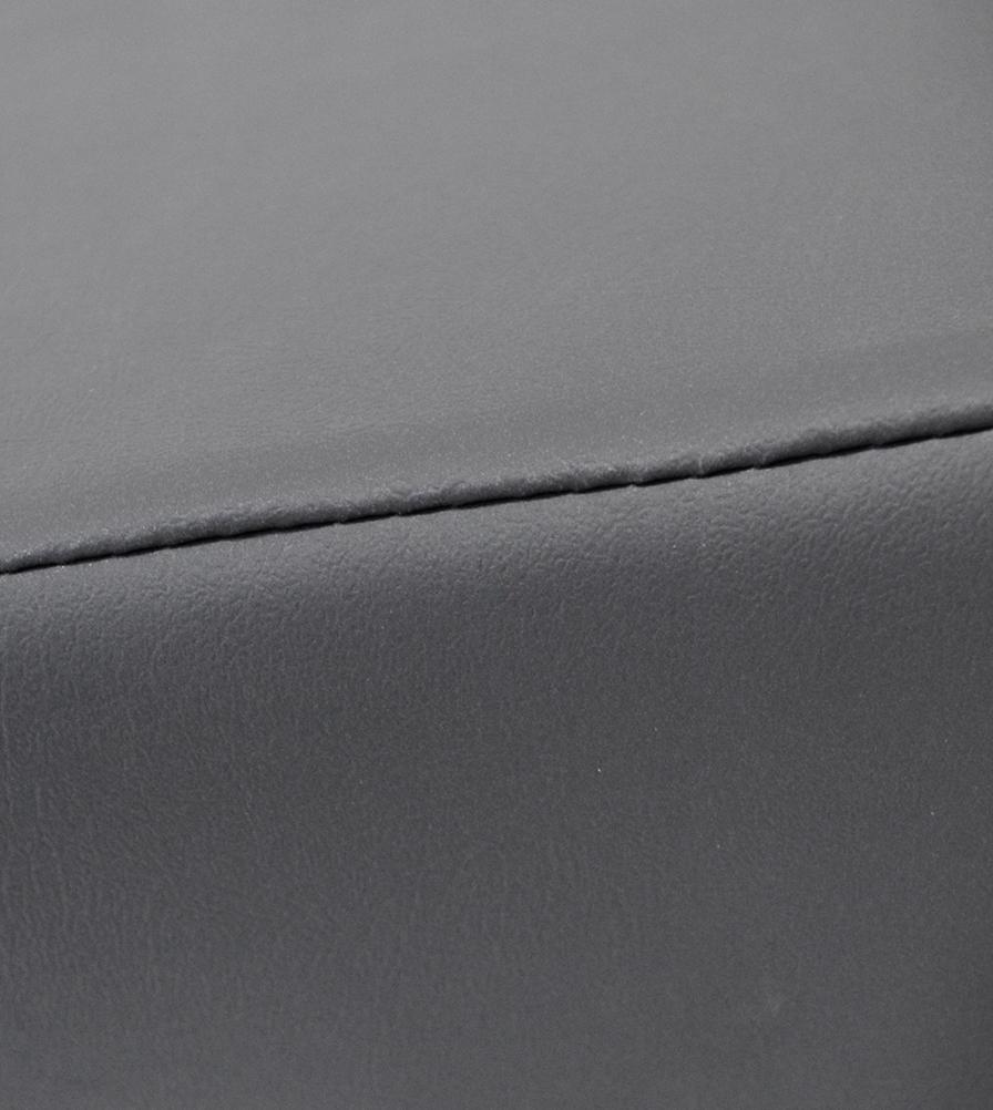 Exmoor Trim Dark Grey Vinyl Defender Swatch