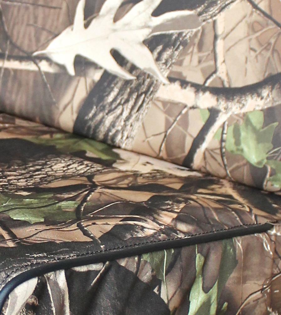 Exmoor Trim Real Tree Nylon Seat Cover Swatch