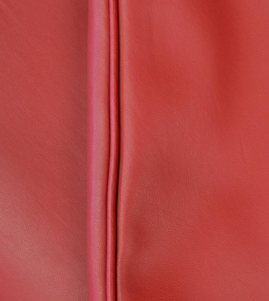Exmoor Trim Red Vinyl Series I,II,III Swatch